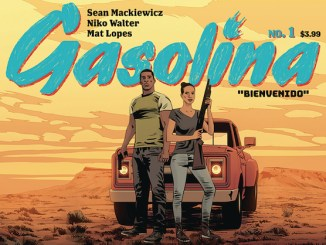 Gasolina Image Comics