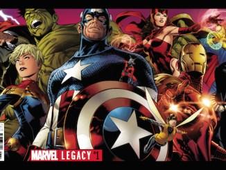Marvel Legacy Marvel Comics