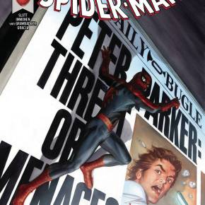 Amazing Spidey #789 Lenticular variants available New York City store