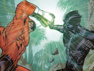 Black Panther Marvel Legacy Comics