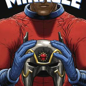 Tom King Mister Miracle featuring Orion and the New Gods