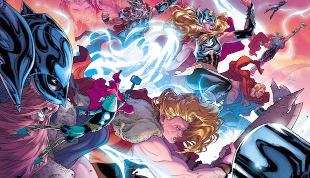 Thor #700 Marvel Legacy