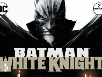 Batman: White Knight DC Comics