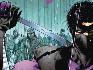 Ninjak Valiant Entertainment