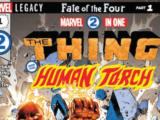 Marvel Two-In-One Legacy Fantastic Four