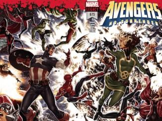 Avengers #675 No Surrender