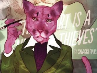 Snagglepuss Chronicles 2 DC Comics