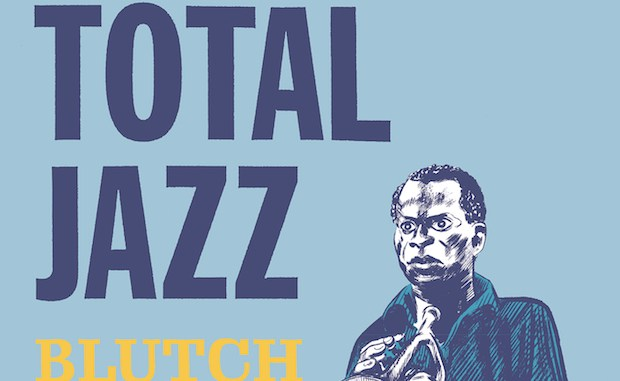 Total Jazz Fantagraphics
