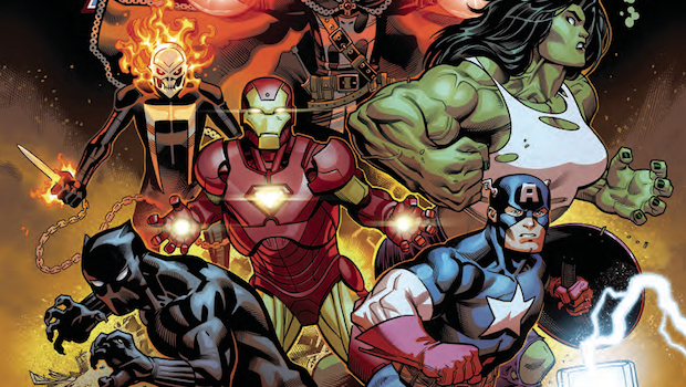 Avengers Get Their Fresh Start This Week! - The Daily Planet