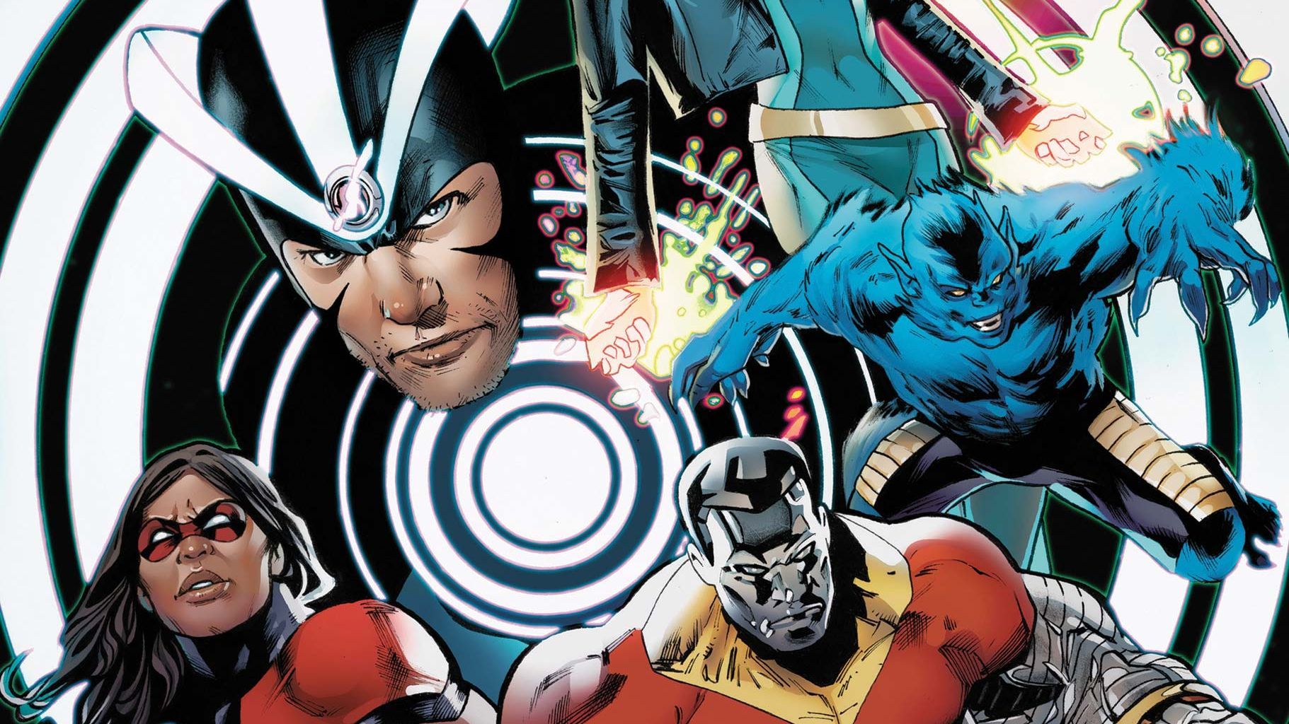 ASTONISHING X-MEN #13 7//4//18