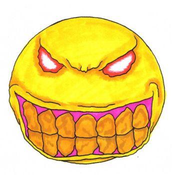 evil-grin