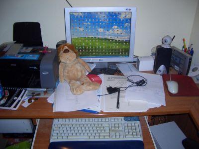 Meme: escritorio