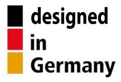 Designed in Germany e1482689037422 - Forca Sports - Elektroscooter,  ElektroRoller, EScooter, EMobilität & mehr