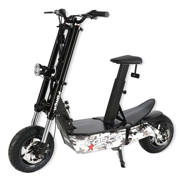Forca Bossman S E Scooter Camouflage 01 - Forca_Bossman-S_E-Scooter_Camouflage_01