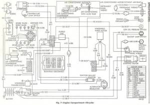 68 Chrysler 300 Engine and headlight motor wiring diagram   For C Bodies Only Classic Mopar Forum