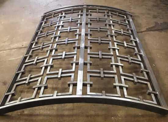 Decorative Steel Screen