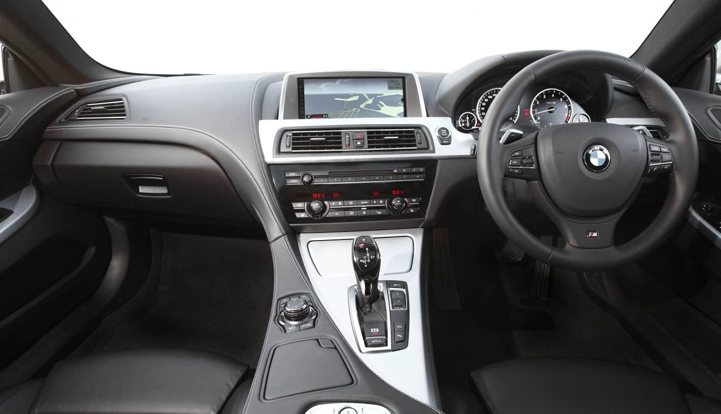 Bmw 6 Series Gran Coupe Interior 3 Forcegt Com