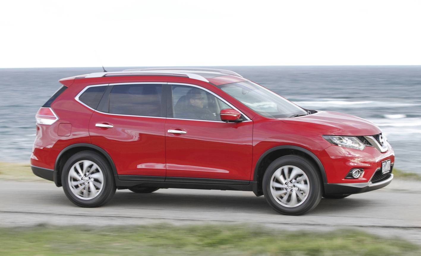 Nissan Cars News 2014 X TRAIL Pricing And Specification