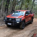 2019 Toyota Hilux Rugged And Rugged X Review Forcegt Com
