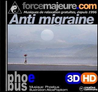 musique anti migraine