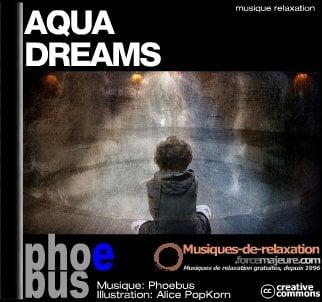 Aqua Dreams relaxation avec sons de l'océan