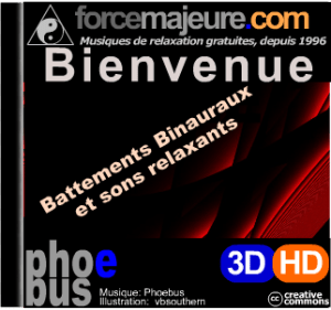 battements binauraux, mp3 de relaxation gratuit
