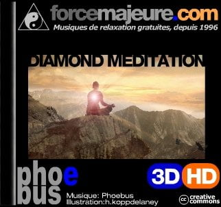 Diamond Meditation musique de relaxation