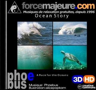 mp3 relaxation et détente avec sons des baleines et de l'océan