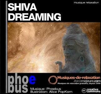 shiva dreaming musique de relaxation mystique