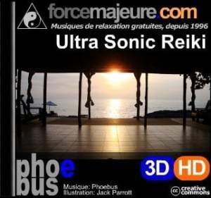 Ultra Sonic Reiki