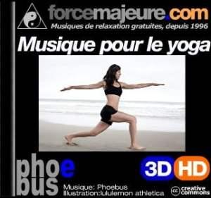 musique pour le yoga pour les enfants et les grands