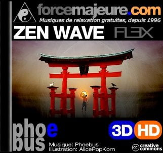 Zen Wave mp3 relaxation