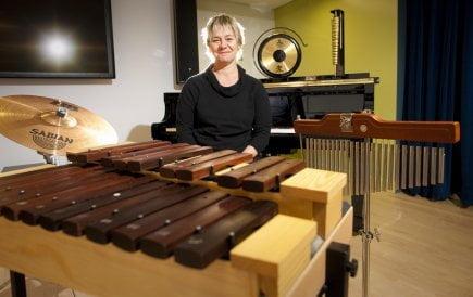 Guylaine Vaillancourt musicothérapie