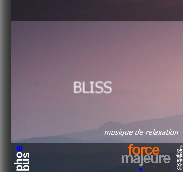 bliss musique de relaxation