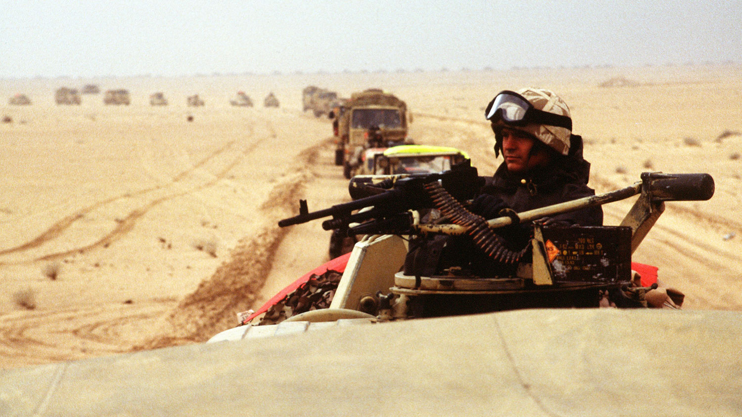 Remembering The Gulf War The Key Facts Amp Figures