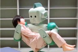 JAPANESE SCIENTISTS CREATE ROBOTS TO HELP DEMENTIA PATIENTS: Now Grandma Can Be Even More Freaked Out Than Usual