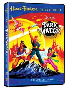 THE PIRATES OF DARK WATER COMPLETE SERIES COLLECTION (DVD review)