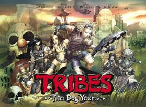TRIBES -THE DOG YEARS- (review)