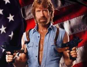 CHUCK NORRIS BECOMES A REAL TEXAS RANGER…God Help Us All