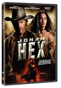 JONAH HEX (dvd review)