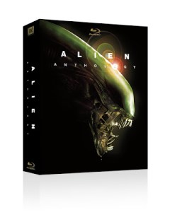 ALIEN ANTHOLOGY (Blu-ray review)