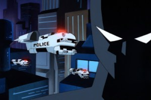 BATMAN BEYOND, Will Friedle Chats About His Time in the Batcave!