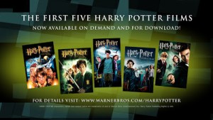 CONTEST!!!  HARRY POTTER Prize Pack!