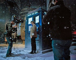 DOCTOR WHO Voted Greatest Sci-Fi TV Show of All-Time!