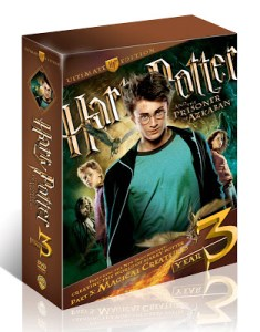 DVD LOUNGE – HARRY POTTER AND THE PRISONER OF AZKABAN: ULTIMATE EDITION (dvd review)