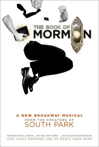 SOUTH PARK Creators Get All THE BOOK OF MORMON On Us