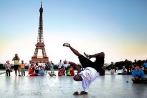 THE BEAUTY OF BREAK DANCING TO CLASSICAL MUSIC…You Heard Me…Break Dancing and Classical Music…Together.