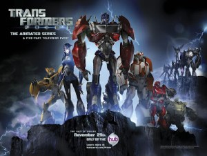 TRANSFORMERS: PRIME Mini-Series To Begin November 29th
