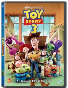 Toy Story 3 (dvd review)