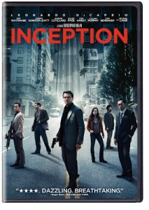 INCEPTION (dvd review)